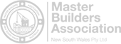Master Builder Association NSW Logo