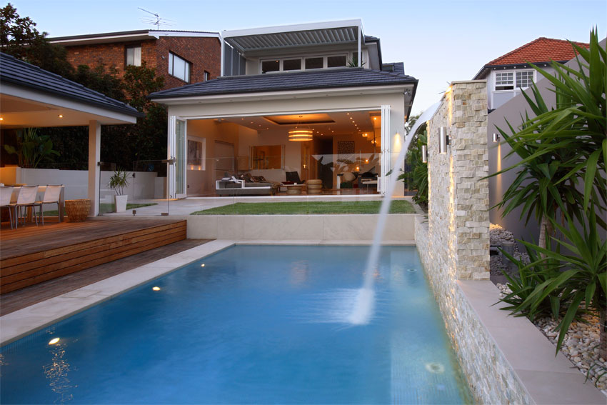 Swimming pool builders sydney blue water pools for Swimming pool builders